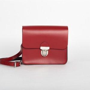 GwenissSofia Crossbody Bag - Scarlet Red