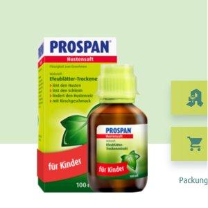 €2.66起 止咳祛痰神器Prospan小绿叶、Mucosolvan沐舒坦家中常备 儿童款、成人款都有