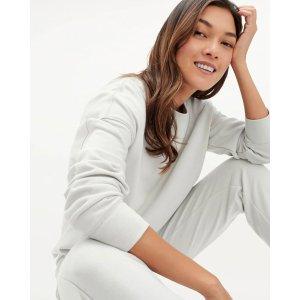 Eco Fleece Pullover