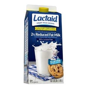 Lactaid Lactose Free 2% Milk - 0.5gal : Target