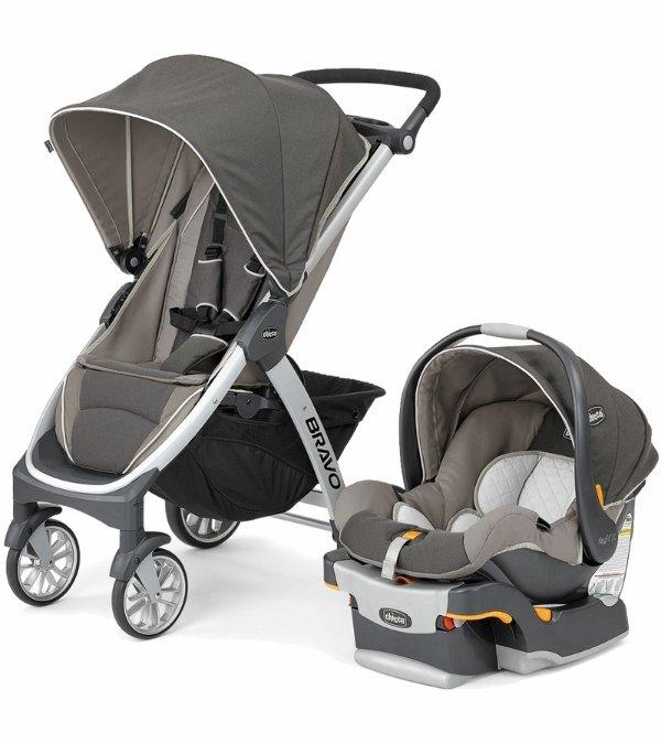 Bravo Trio 童车+婴儿安全座椅