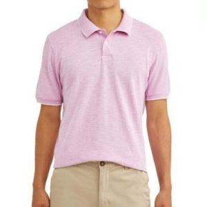 George Men's Pique Stretch Polo Shirt