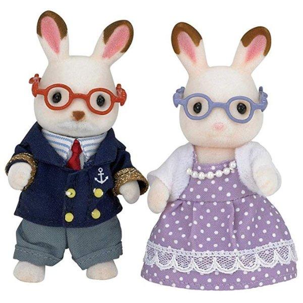 小兔爷爷奶奶