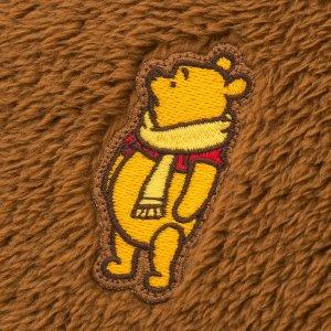 UniqloWinnie-the-Pooh  毛绒家居服套装