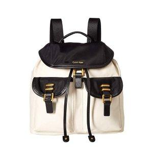Calvin Klein Nylon Backpack @Amazon.com