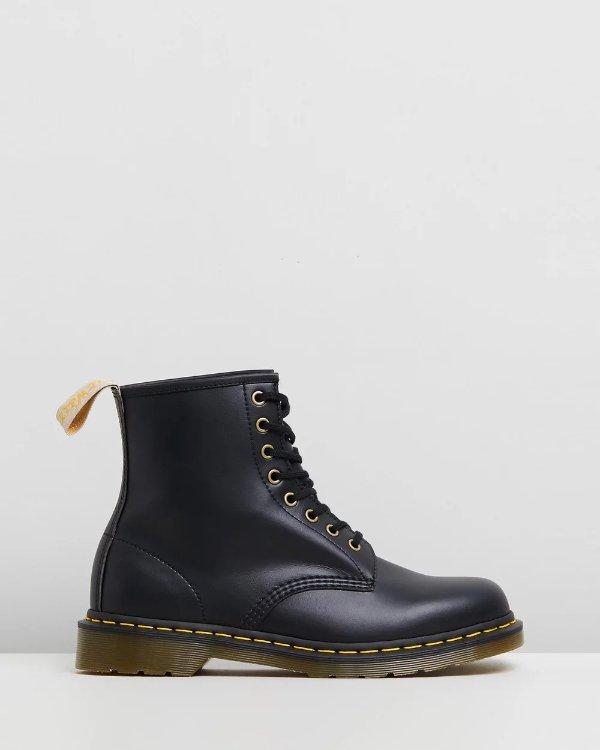 Vegan 1460 8 - Eye Boot马丁靴 - Unisex