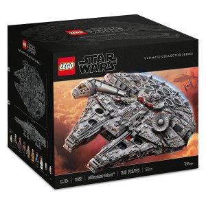 DisneyMillennium Falcon Ultimate Collector Playset by LEGO - Star Wars