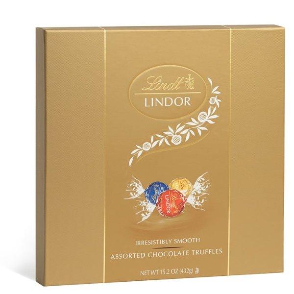 LINDOR 巧克力松露礼盒 36颗