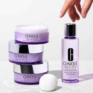 Extended: Dealmoon Exclusive 25% off5 Festive Minis + A Gift Box+ A Free 7-Piece Gift With $65 AND Choose a Free Full-size Best Seller With $75  @ Clinique