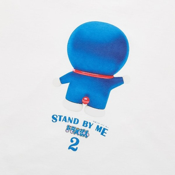 哆啦A梦联名T恤