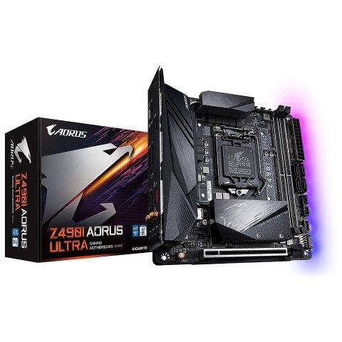 GIGABYTE Z490I AORUS Ultra Mini-ITX Motherboard