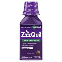 Vicks ZzzQuil 液体口服助眠剂