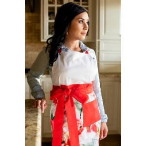$4 收甜美围裙,做可爱小厨娘精选围裙、婴儿围兜、厨具等促销