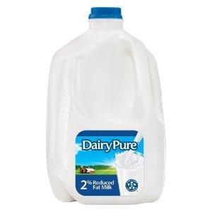 Dairy Pure 2% Milk - 1gal : Target