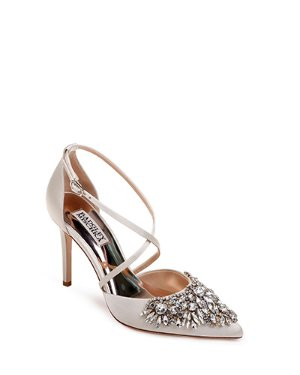 HARLENE POINTED TOE EVENING SHOE