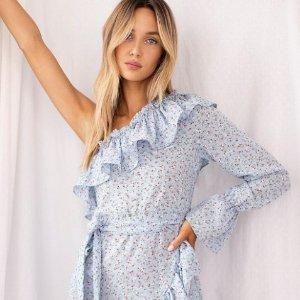 低至1折 €16收封面款连衣裙Nasty Gal 夏季大促 白菜价美衣美裙买起来 超多种风格等你pick