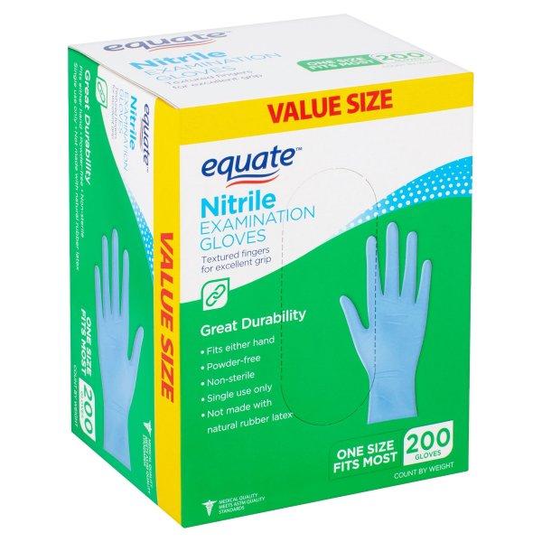 一次性手套, 200个