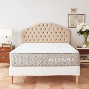 Allswell奢华经典系列偏硬床垫  queen