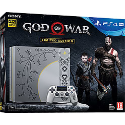 $399PlayStation 4 Pro 1TB God of War Limited Edition Bundle