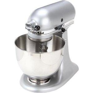 KitchenAid Tilt-Head Stand Mixer Stainless Steel Bowl