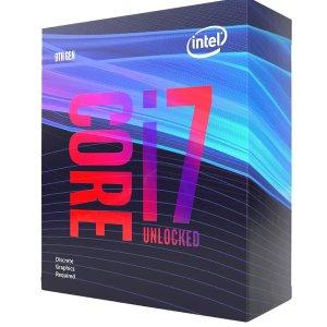 $711(原价$749)Intel Core i7-9700K 8核 处理器 睿频4.9GHz