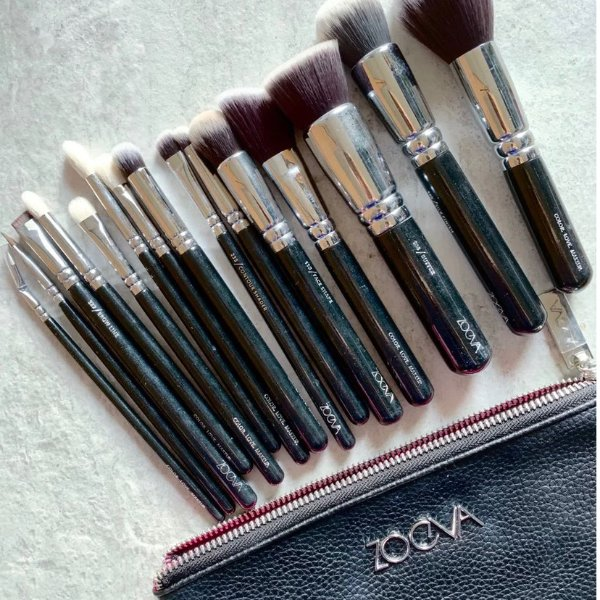 化妆刷15件套组