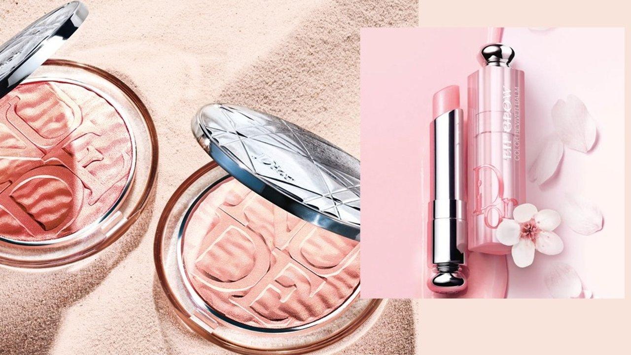 打造元气妆容,那些离不开的Dior彩妆单品!