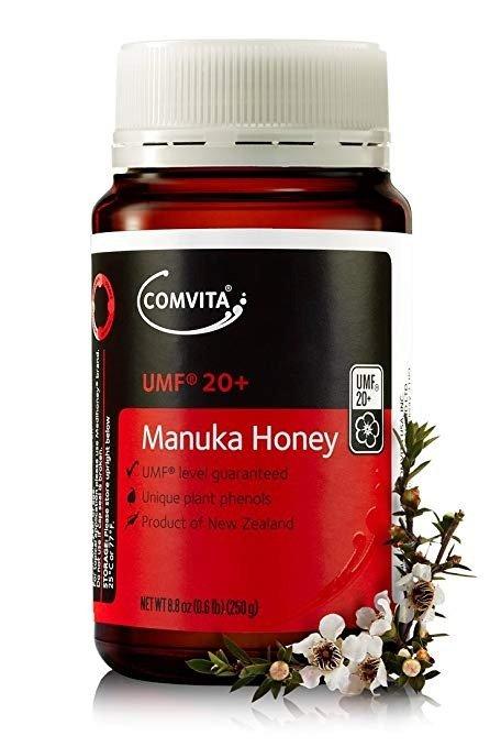 新西兰天然麦卢卡蜂蜜 UMF20+ 250g
