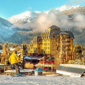 7.5折 Get彦祖同款度假照加拿大滑雪胜地惠斯勒 日晷精品酒店 总统日大促 赠山顶自助早餐