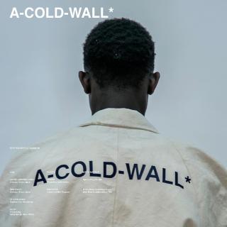 """低至5折 侃爷徒弟独撑场新晋潮牌A-COLD-WALL专场,喜欢Yeezy却不知道""""一面冷墙""""?"""
