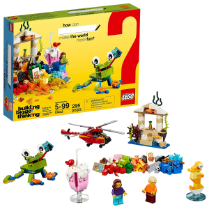 LEGO Classic World Fun 10403 Building Kit (295 Piece) @ Amazon.com