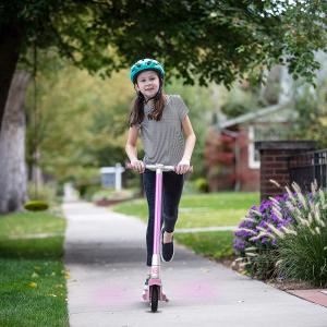 $149.99包邮(原价$249.99)GOTRAX GKS Plus 儿童电动滑板车 适合6-12岁 安全平稳