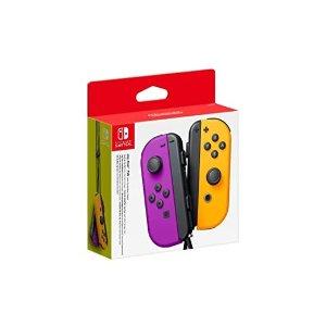 NintendoJoy-Con 紫橘