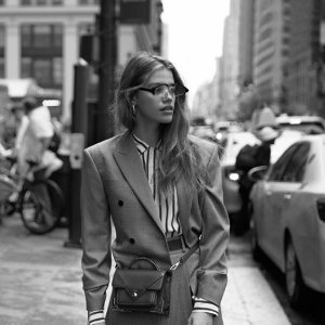 低至4折+额外75折DKNY 18秋冬美衣特卖,这季开挂了,羊毛大衣、格子大衣超好看