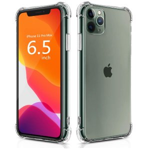 BELONGME Crystal Clear Case for iPhone 11 Pro Max