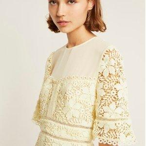7折 收超美蕾丝裙10周年独家:French Connection US 全场正价美衣热卖