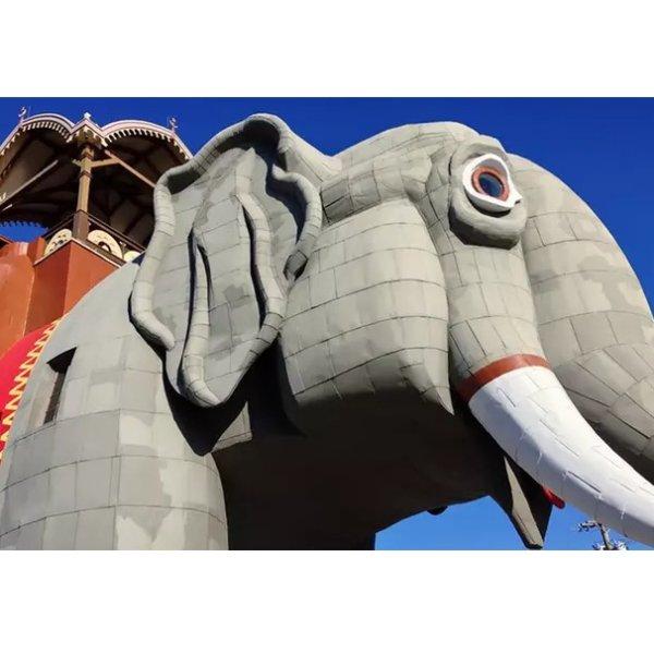 Lucy the Elephant 家庭套票