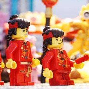 $99 限定新款带回家LEGO 2020中国年舞狮系列积木 动手乐趣迎新年