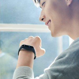 ¥249起小米手环4 智能手环 日常运动追踪, 手机通知提醒好选择