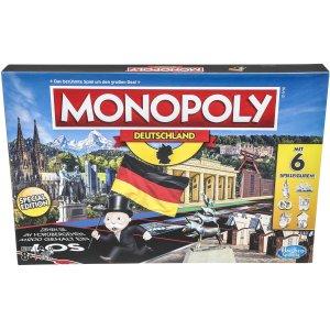 Hasbro 大富翁德国版,超经典的经营游戏