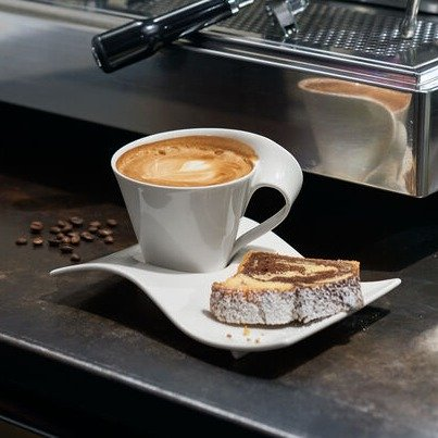 New Wave 咖啡杯2件套