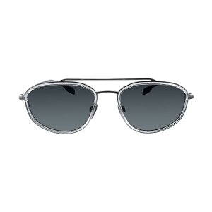 Burberry BE 3106 100387 Oval Sunglasses