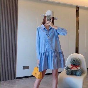 Sandro衬衣裙