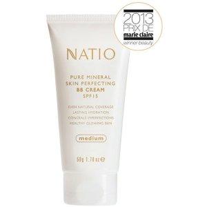 NATIO送5件套BB霜
