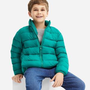 折扣升级:Uniqlo 儿童区特价区上新再降价 儿童内裤3条$7.9