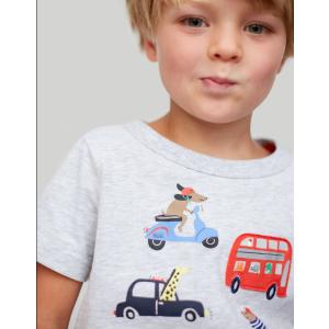 新款立享7.5折Joules 儿童服饰新品上市  舒适与颜值并存