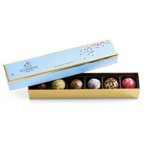 6颗松露巧克力礼盒