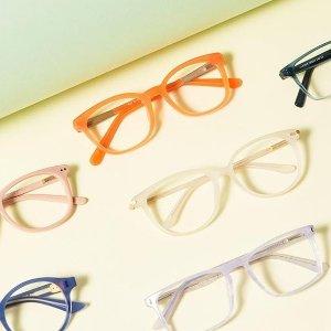 全场镜片 7折Eyebuydirect 文艺又时尚 多种眼镜款式任选 无需处方