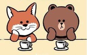 Maison Kitsune × Line Friends 联名即将上线Maison Kitsune × Line Friends 联名即将上线