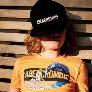 一律6折Abercrombie & Kids 春日特卖,牛仔裤、T恤等都参加